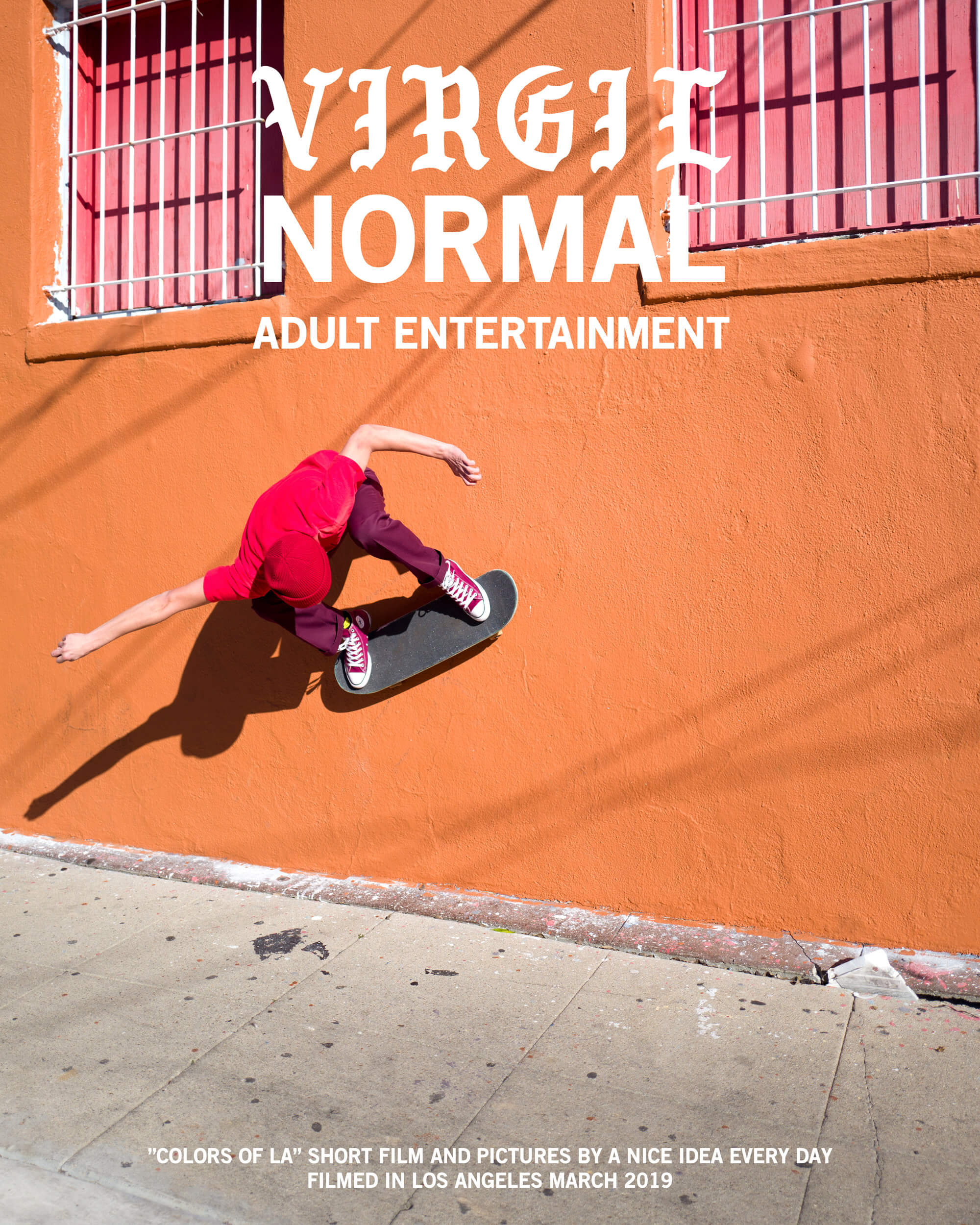 A short film for Virgil Normal : A Nice Idea Every Day